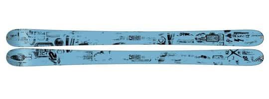 Ha det gøy på Twintip ski